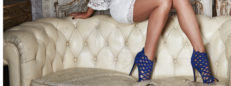 Jessica Wright Shoes | SistaGlam Boutique Shoes