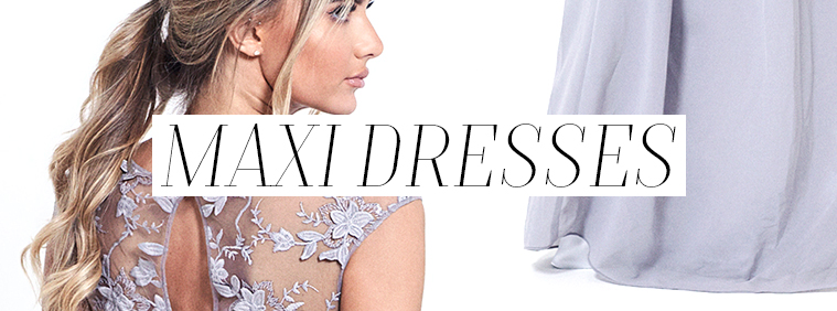 Celebrity Dress Shop - Maxi Dresses | SistaGlam