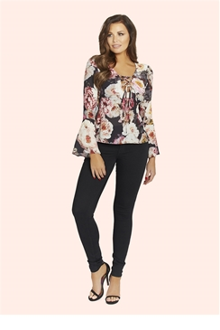 Jessica Wright Jemima Floral Blouse