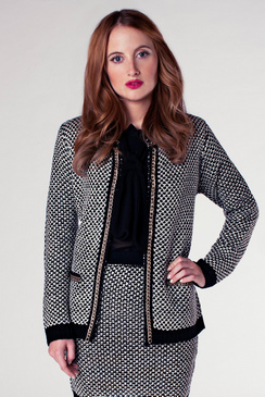ROSIE FORTESCUE MILAN JACKET