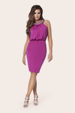 JESSICA WRIGHT QUEENIE DRESS