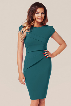 Jessica Wright VickTeal Dress