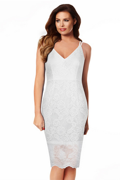 JESSICA WRIGHT HAZEL DRESS