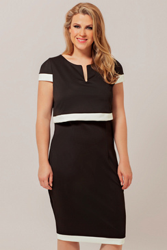 Curvy Skyler Dress