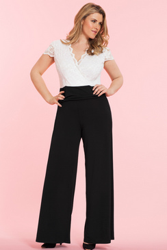 Curvy Kirsty Jumpsuit