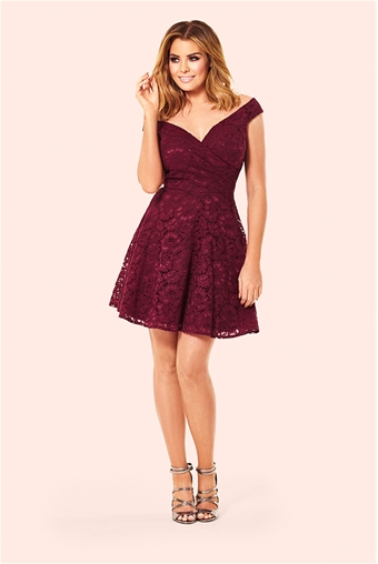 Release Dates Authentic Original For Sale Womens Amara Dress Jessica Wright Latest Cheap Online vdIkG