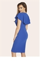 Jessica Wright Felicity Blue Midi Dress