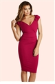 Jessica Wright Cassidy Berry Bardot Bodycon Dress