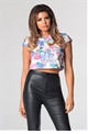JESSICA WRIGHT MELISSA TOP PINK