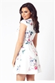 Jessica Wright Telula multi floral shift dress