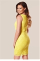 JESSICA WRIGHT LUCIA- YELLOW DRESS