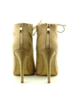 Jessica Wright Alicnte Taupe Microsuede Shoes