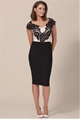 JESSICA WRIGHT PEARL DRESS