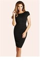Jessica Wright Vicky Black Dress