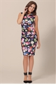 JESSICA WRIGHT ROXANNE FLORAL DRESS