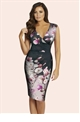 Jessica Wright Leigh Floral Dress