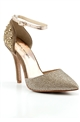 JESSICA WRIGHT AMBER MICRO SUEDE SHOES
