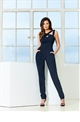 Jessica Wright Krystal Black Jumpsuit