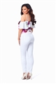 Jessica Wright Bree White Jeans