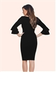 Jessica Wright Izzie Black Bodycon Dress