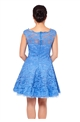 Sistaglam Penny Lace Bardot Dress
