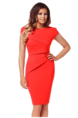 JESSICA WRIGHT VICKY RED