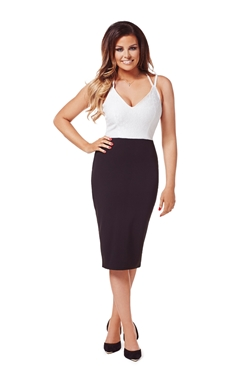 JESSICA WRIGHT NATALYA DRESS