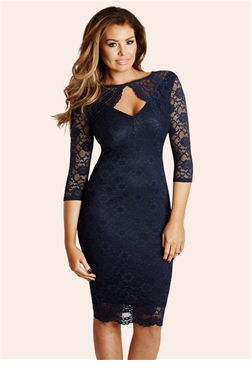 Jessica Wright Delaney Dress