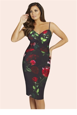 Jessica Wright Tessy Floral Dress