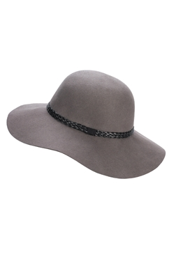 Jessica Wright Bee Grey Hat