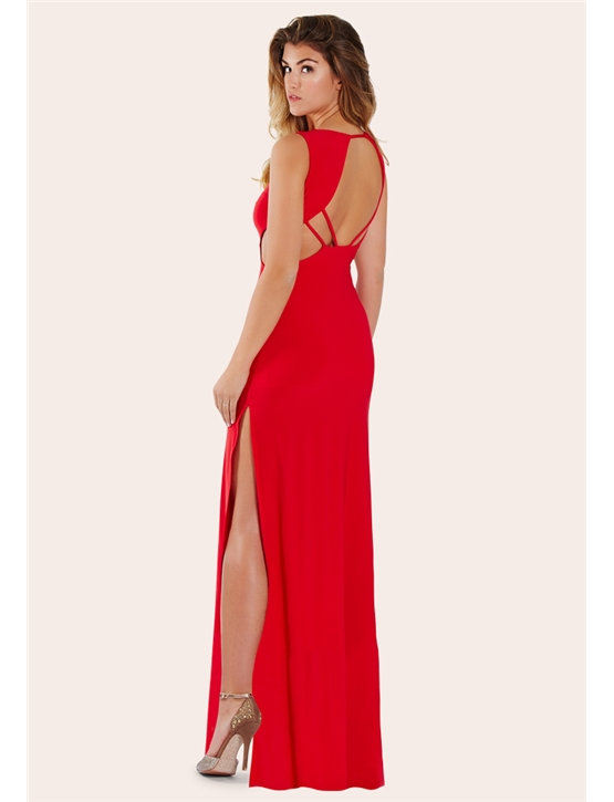 Lipstick Petite Danica Maxi Dress- currently unavailable