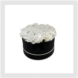 PLG Flower Box with Everlasting Roses